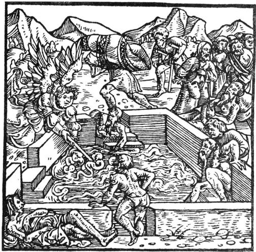 Piscine Bethesda Bible de Zurich