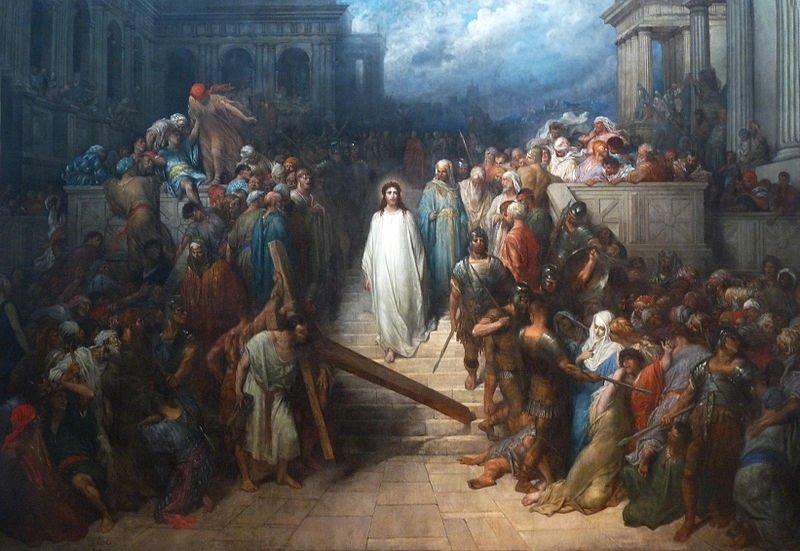 Q Jésus a t il été jugé Gustave Doré