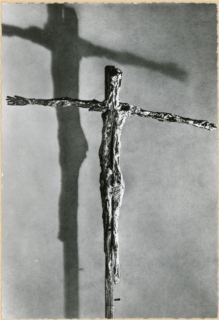 Crucifix germaine richier