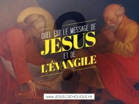 Jésus et l'Evangile