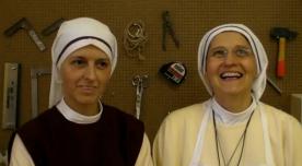 Témoignage soeur Elisabeth et soeur Marie-Madeleine