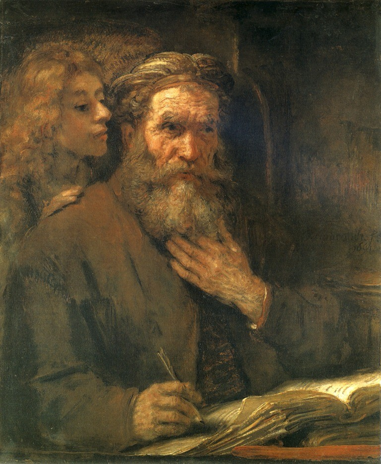 Comment mieux connaitre Jésus Rembrandt Becquart 13.03.2014