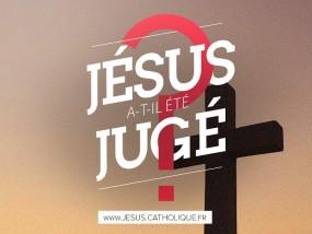 Jesus a t il ete juge .RJ