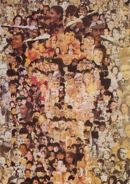 Christ aux 1000 visages