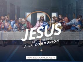 Comment Jesus est il present a la Resurrection .RJ