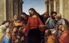Communion des apotres Signorelli a la une