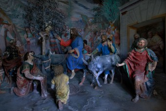 Sacro Monte di Varallo – Gaudenzio Ferrari - XVI° siècle