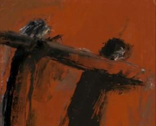 Chemin de croix Anne Courbaud